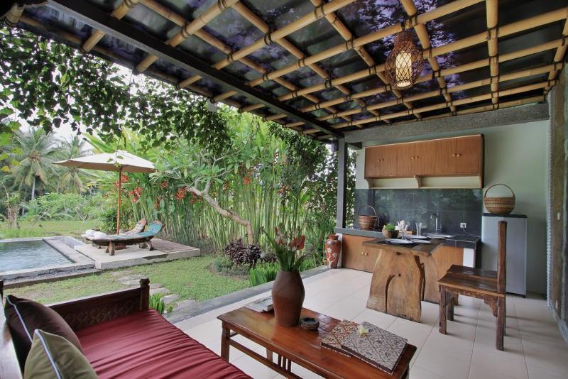General view Kishi-kishi Ubud Villas
