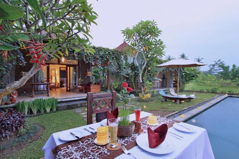 Lobby Kishi-kishi Ubud Villas