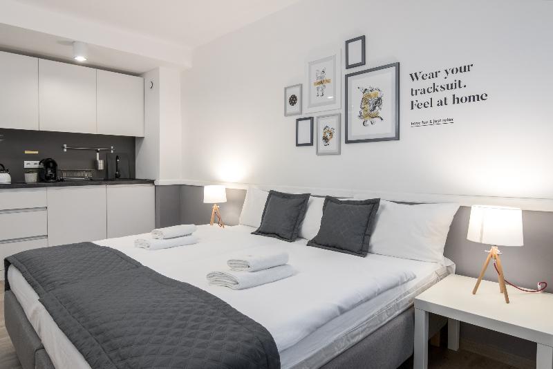 Room Hotel Corner