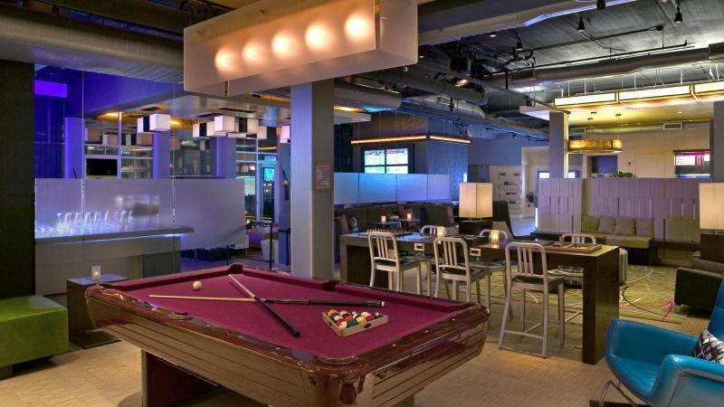 Sports and Entertainment Aloft Rogers-bentonville