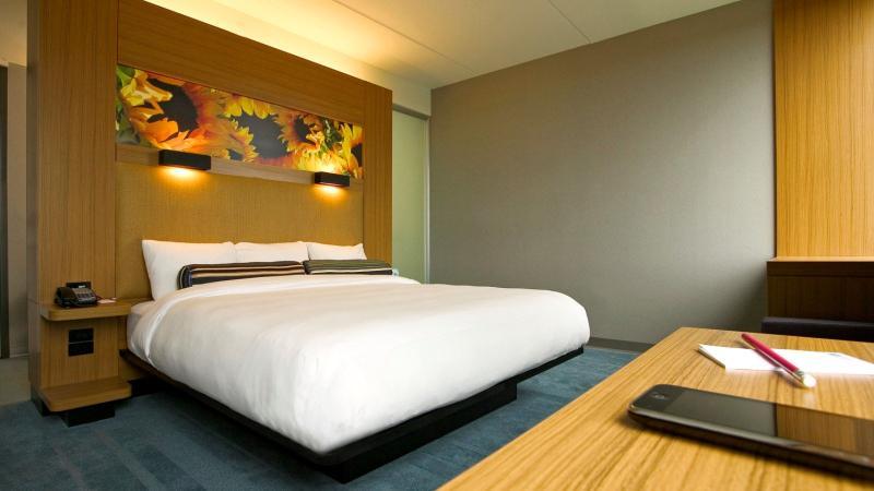 Room Aloft Rogers-bentonville