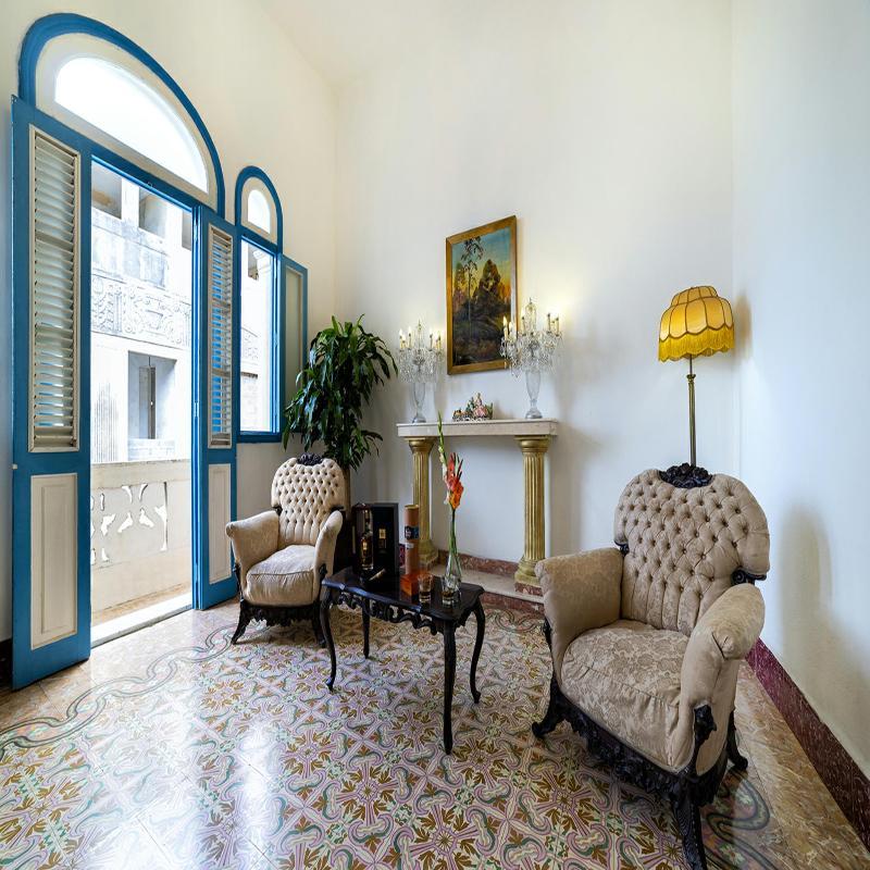 Lobby Hostal Drobles Guesthouse Neptuno