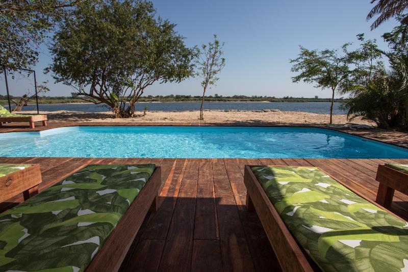Pool Zambezi Mubala Lodge