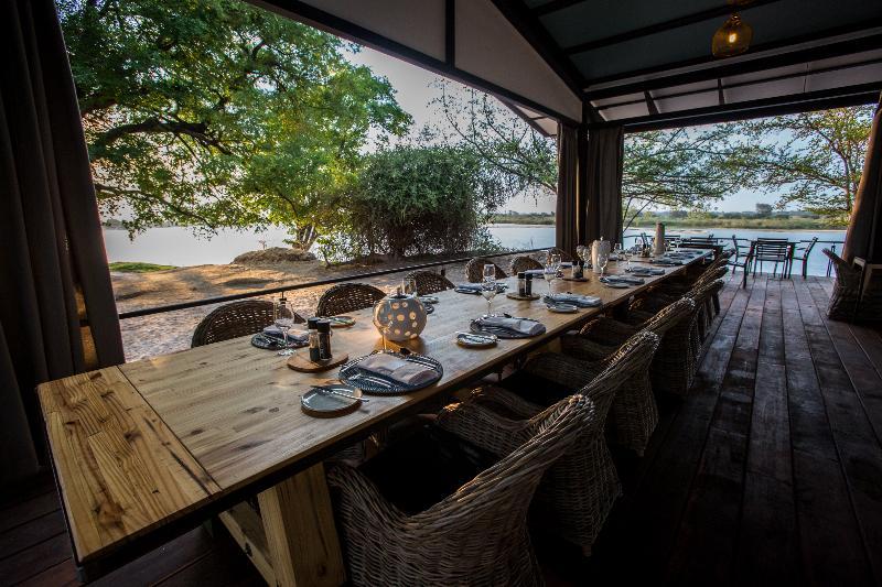 Restaurant Zambezi Mubala Lodge