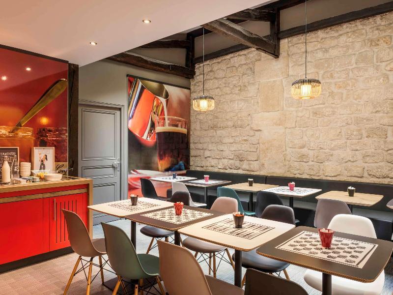 Restaurant Ibis Paris Avenue De La Republique