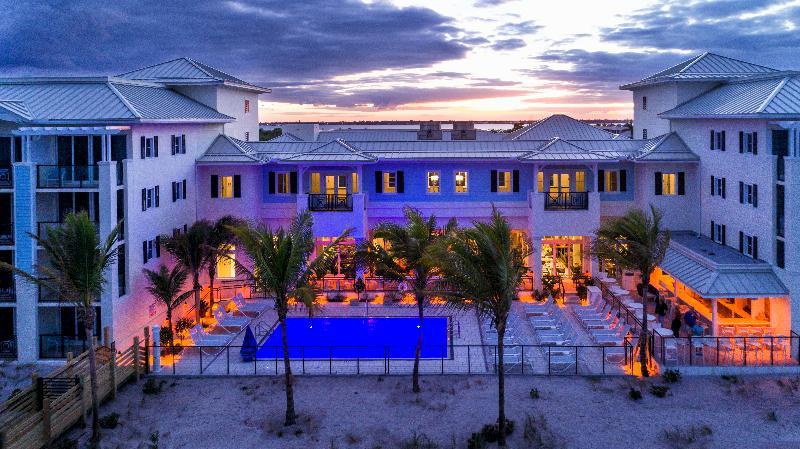 General view Hutchinson Shores Resort & Spa