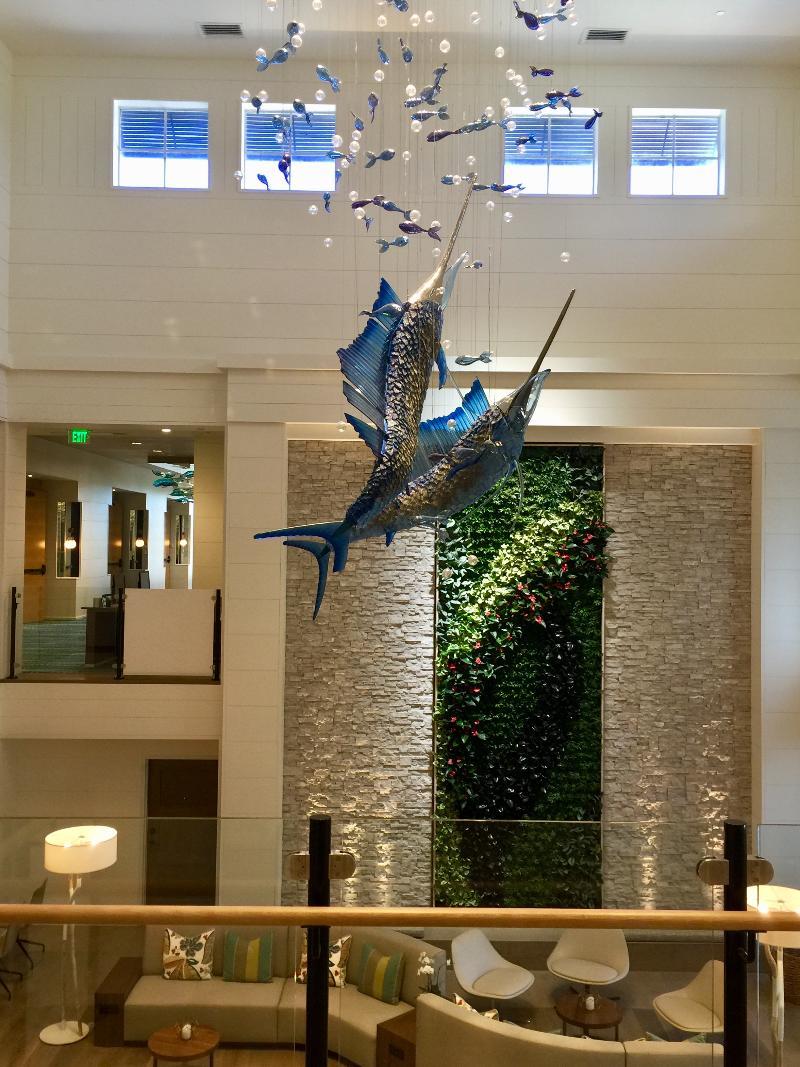 Lobby Hutchinson Shores Resort & Spa