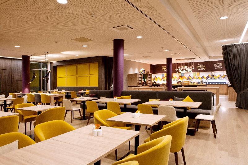 Restaurant Hampton Inn Dortmund Horde