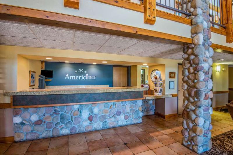 General view Americinn By Wyndham Eagle