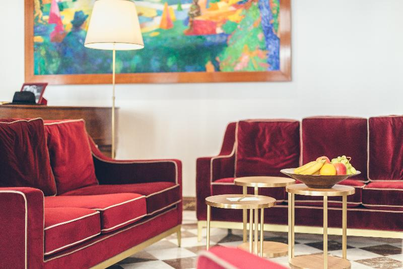 Lobby Hotel Alfred Sommier