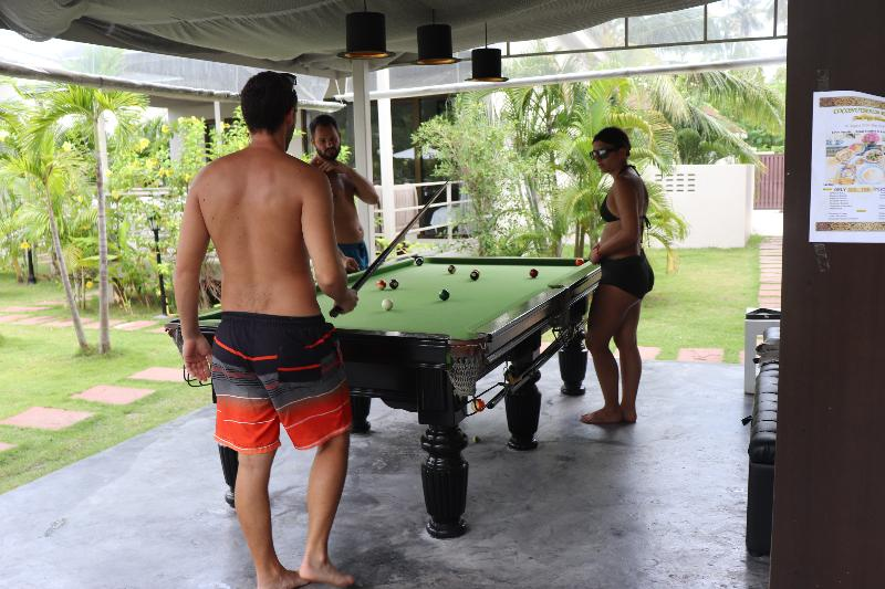 Sports and Entertainment Coconutspalm Resort