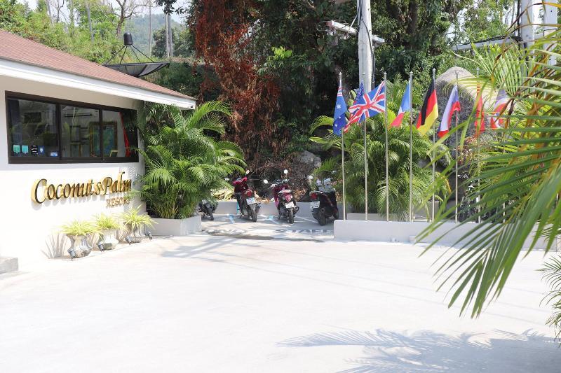 Lobby Coconutspalm Resort