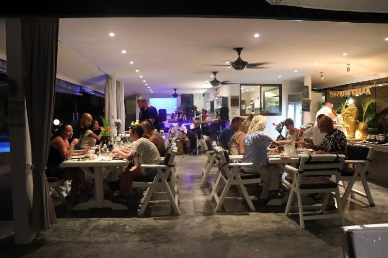Restaurant Coconutspalm Resort