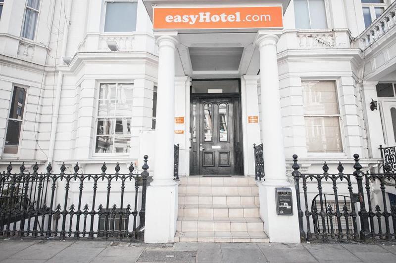 General view Easyhotel South Kensington