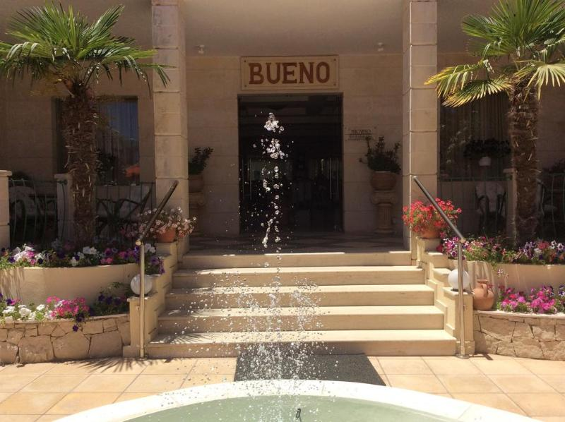 General view Bueno Hotel