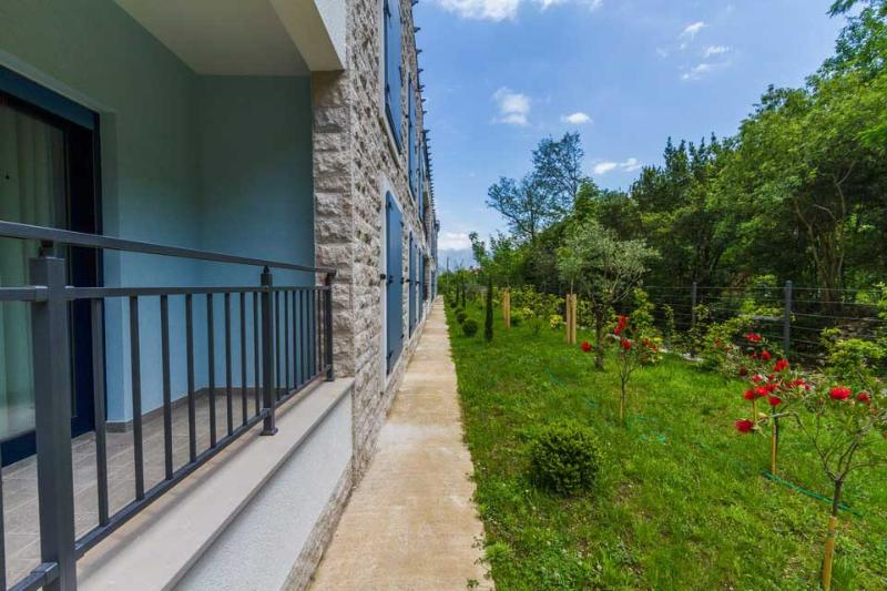 General view Hedera Residences Morinj