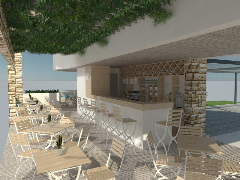 Bar Hedera Residences Morinj