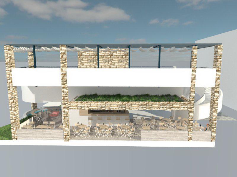 Pool Hedera Residences Morinj