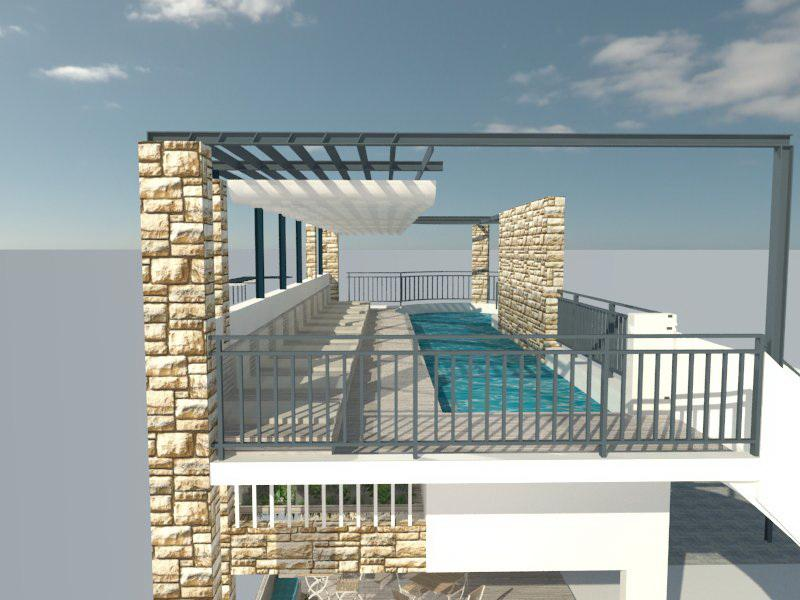 Pool Hedera Residences Morinj