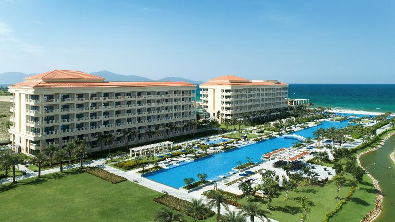 General view Sheraton Grand Danang Resort