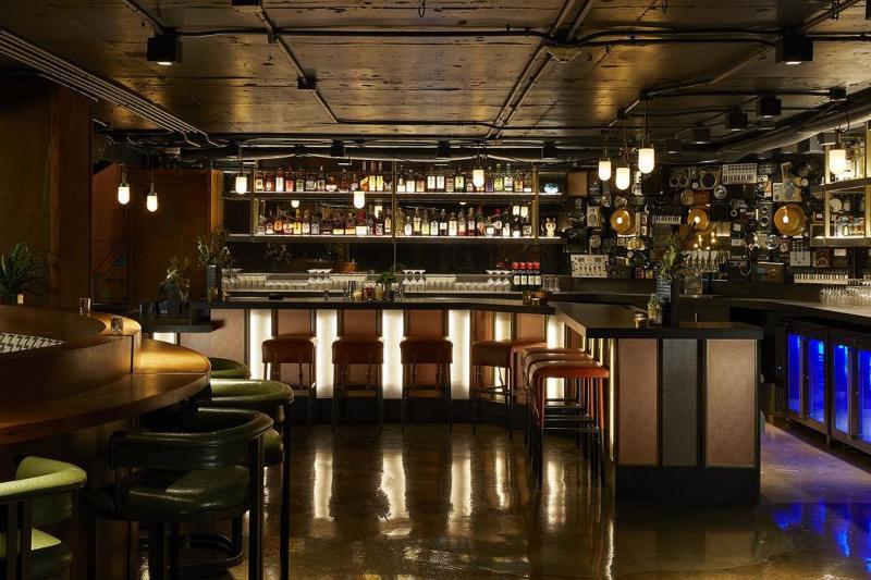 Bar Hutton Hotel