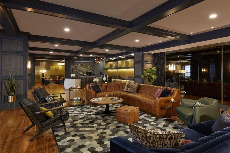 Lobby Hutton Hotel