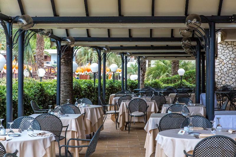 Restaurant Club Residence La Castellana Mare