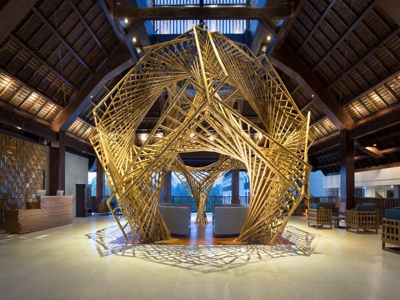 Lobby Element By Westin Bali Ubud