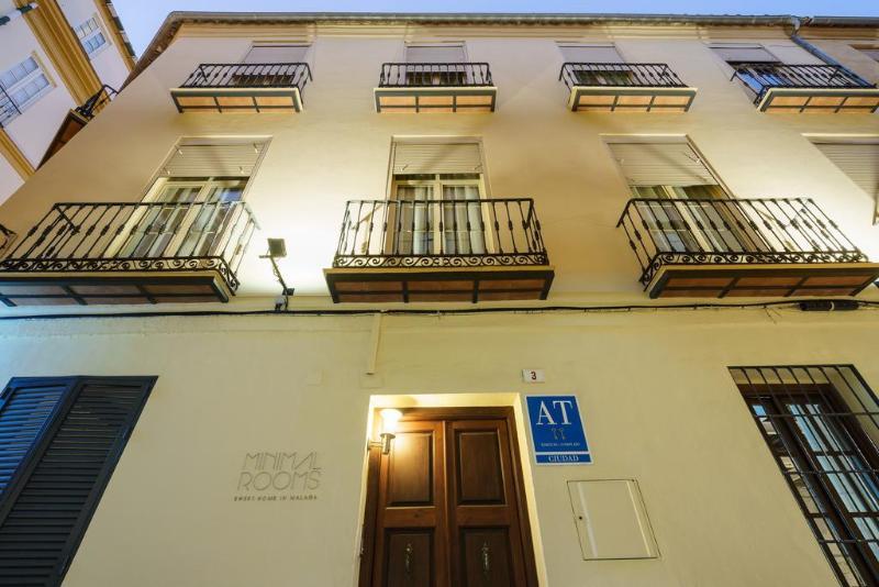 General view Apartamentos Minimal Rooms