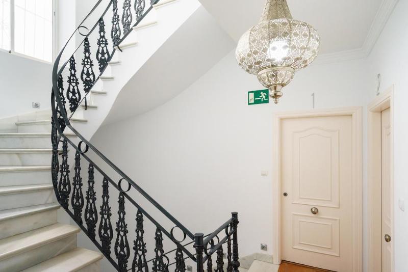 Lobby Apartamentos Minimal Rooms