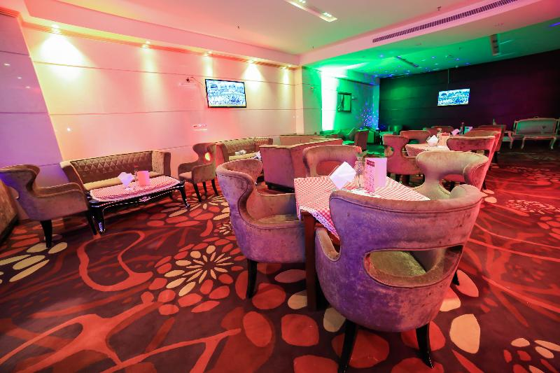 Lobby Reef Global Hotel