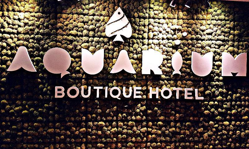 General view Aquarium Boutique Hotel