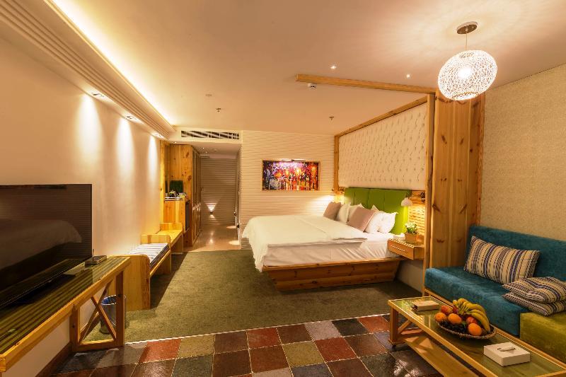 Room Aquarium Boutique Hotel