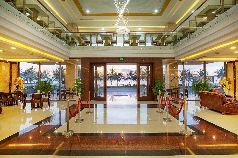 Lobby Serene Hotel