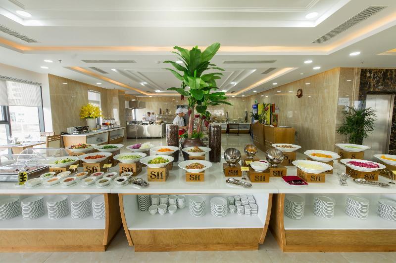 Restaurant Serene Hotel