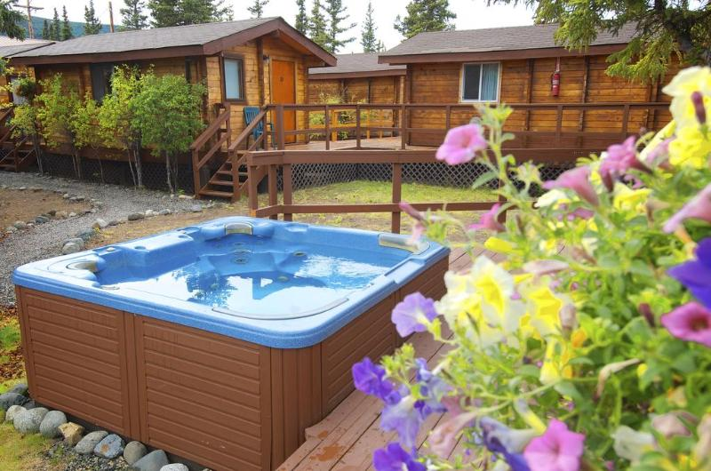 Sports and Entertainment Denali Cabins