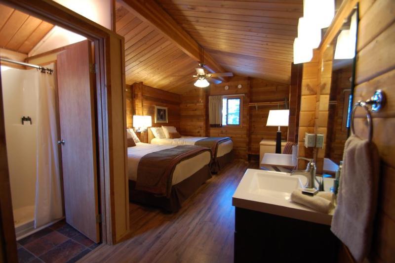 Room Denali Cabins