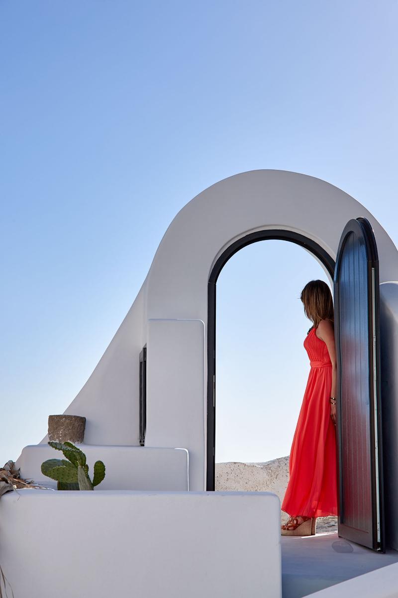 Room Opera Mansion Santorini