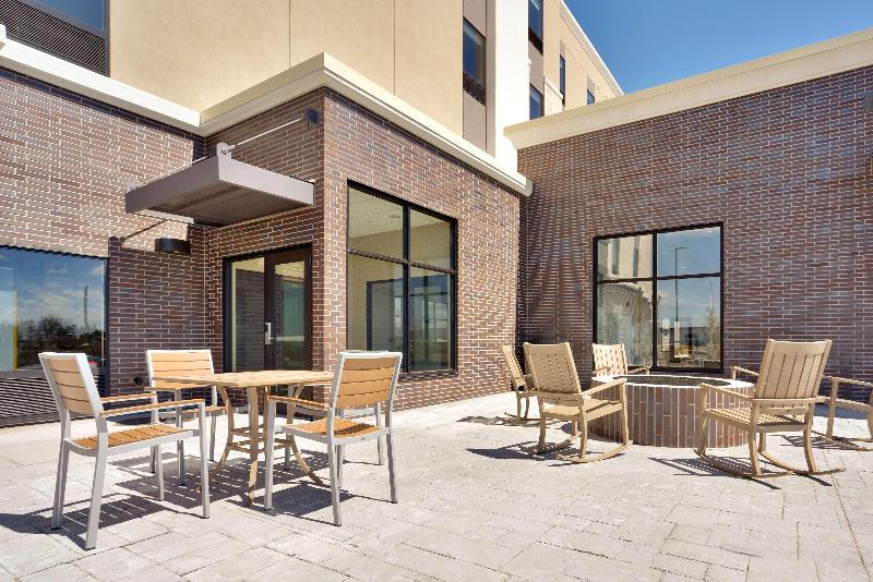 General view Hampton Inn & Suites Rexburg, Id
