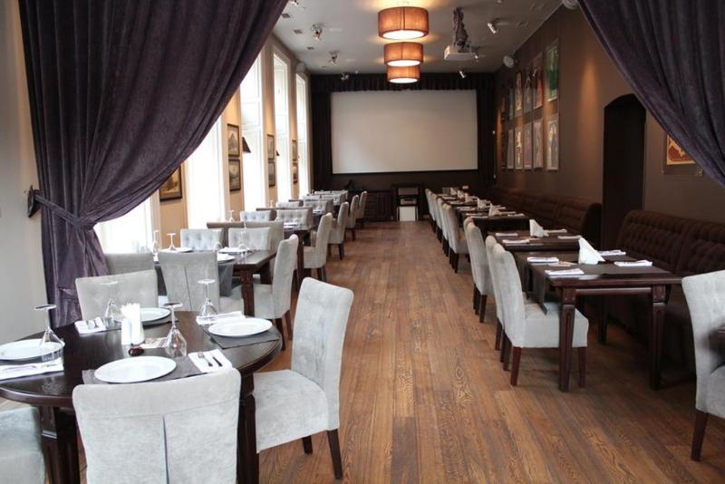 Restaurant Modern Art Hotel