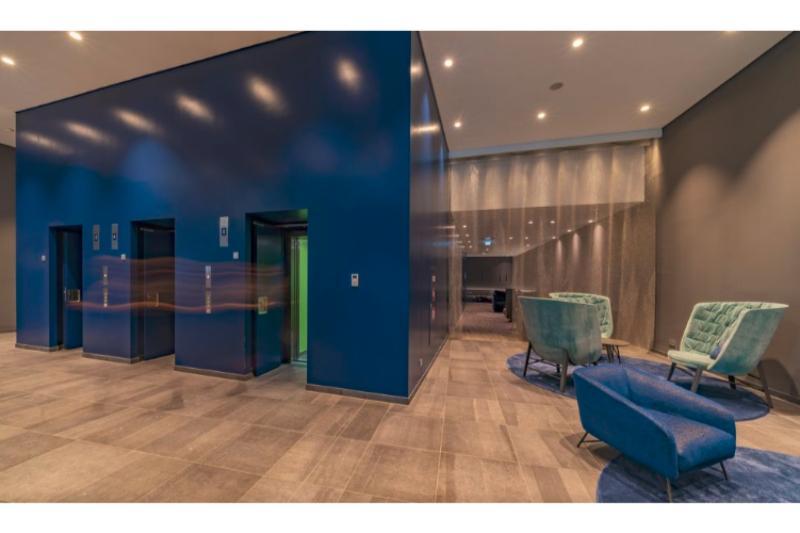 Lobby Roomz Vienna Prater