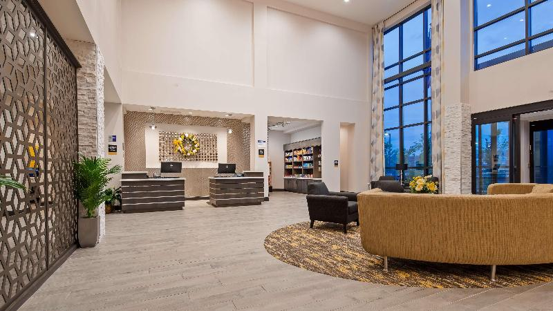 Lobby Best Western Plus Cranberry-pittsburgh North