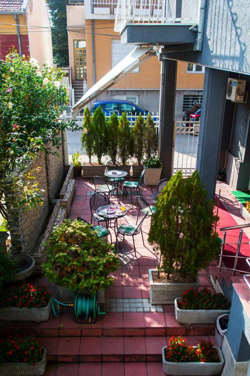 Terrace Guest Accommodation Majesty