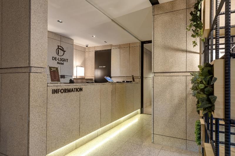 Lobby Hotel Delight