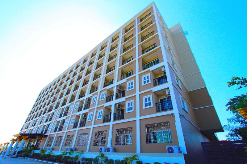 General view Hc Boulevard Hotel Bangkok
