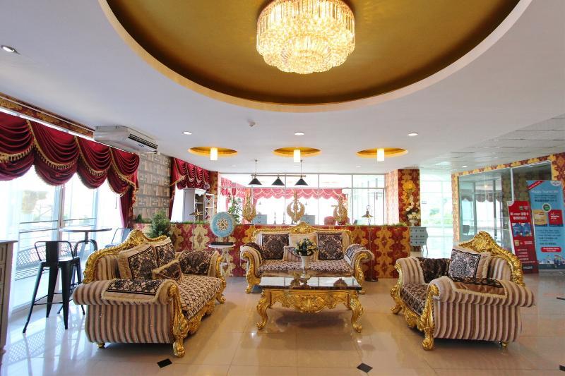 Lobby Hc Boulevard Hotel Bangkok