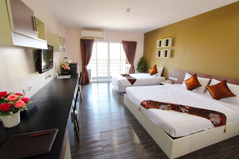 Room Hc Boulevard Hotel Bangkok