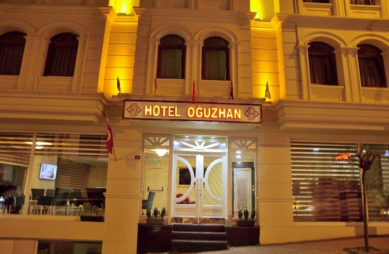 General view Oguzhan Hotel