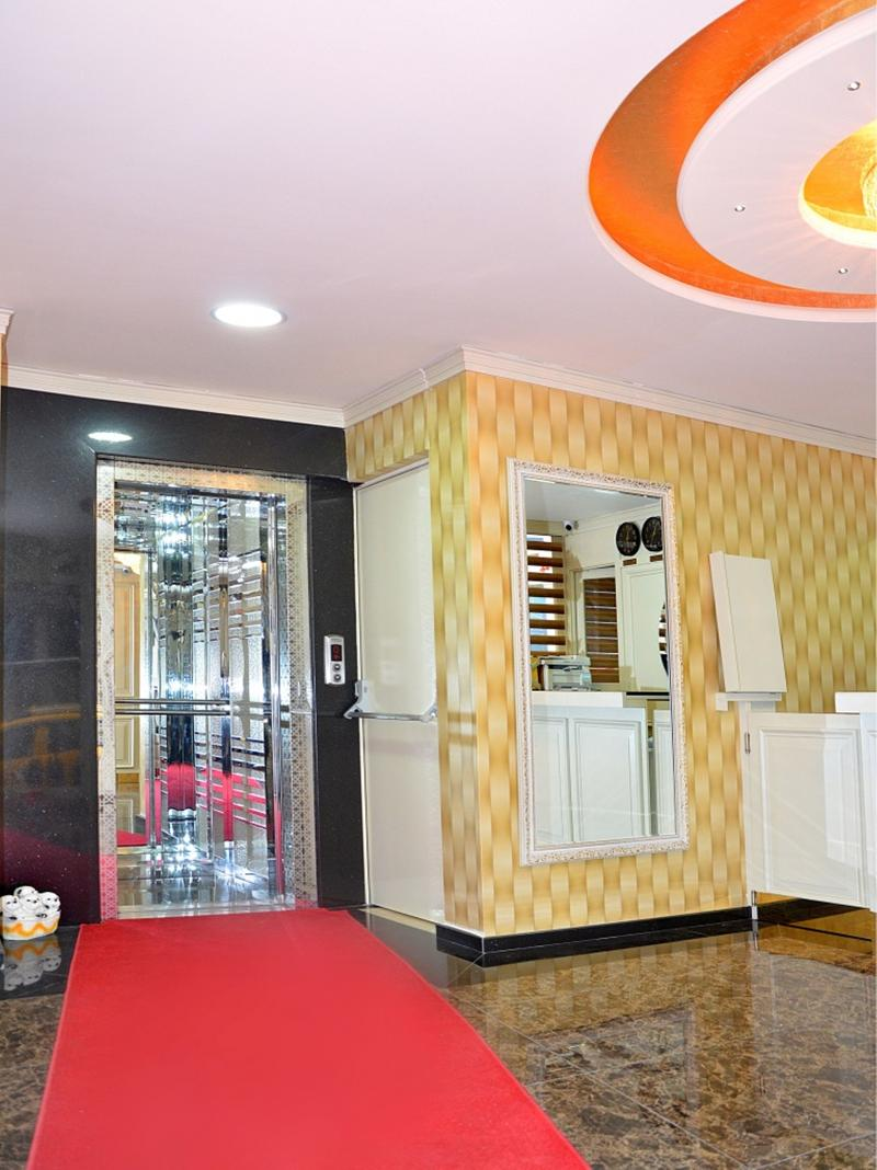 Lobby Oguzhan Hotel