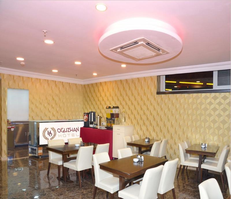 Restaurant Oguzhan Hotel